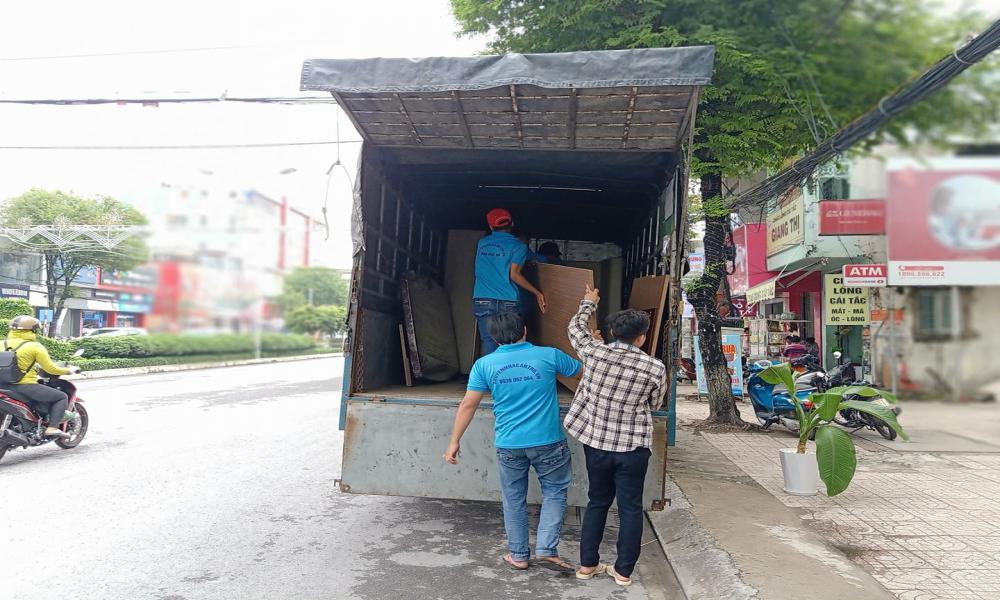 Chuyển nhà Cần Thơ đi Sài Gòn
